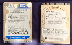 """2.5"""" hard drive for laptop desktop xbox ps4 replacement drive 160gb for Sale in Doral, FL"""