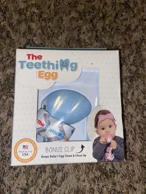 Teething egg (BNIB) for Sale in San Tan Valley, AZ
