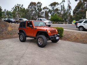 2011 Jeep Rubicon Wrangler for Sale in San Diego, CA