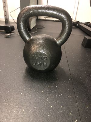 Weight kettlebell 35 lb for Sale in New Port Richey, FL