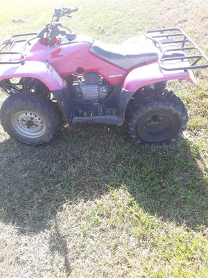 O7 250 recon runs great cranks right up need a battery to use starter no tittle for Sale in Quitman, LA