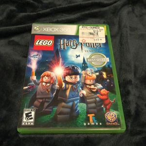 Xbox 360 LEGO Harry Potter Years 1-4 (platinum Hits) for Sale in Elk River, MN
