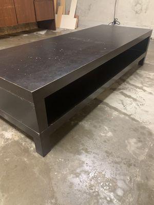 Ikea coffee table and ikea rug for Sale in San Jose, CA