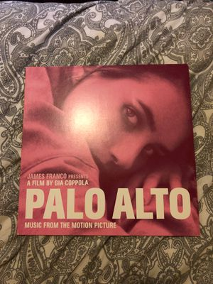 Palo Alto Soundtrack Vinyl for Sale in Los Angeles, CA