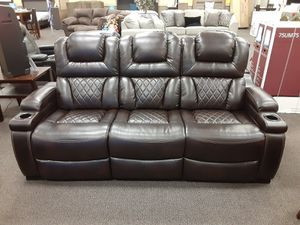 Ashley Furniture 3 chair recliner for Sale in Brooklyn, NY
