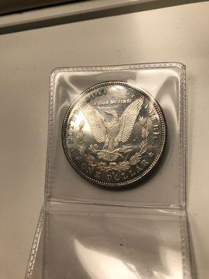 1880 S Morgan Silver Dollar DMPL for Sale in Rancho Palos Verdes, CA