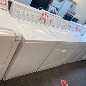 Kenmore top load washer and dryer set in excellent condition with 4 months warranty for Sale in Laurel, MD