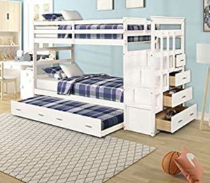 Twin bunk bed for Sale in Industry, CA