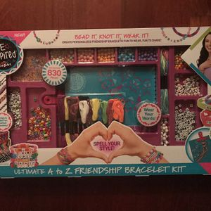 Friendship Bracelet Kit for Sale in Downers Grove, IL