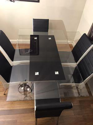 Modern kitchen table set for Sale in Battle Ground, WA