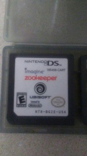 Zookeeper ds for Sale in Hillsboro, OR
