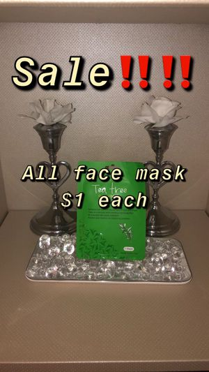 Face mask for Sale in Fresno, CA