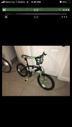 "18"" bmx bike for Sale in Hollywood, FL"