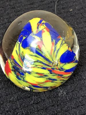Unique Vintage Hand Blown Glass Paperweight for Sale in Jacksonville, FL