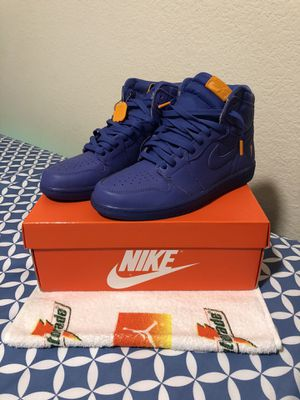 Jordan 1 Gatorade violet for Sale in Denton, TX
