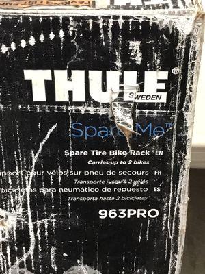 "Thule ""spare tire bike rack "" 963pro for Sale in Santa Maria, CA"