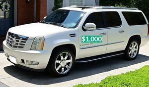 💲1OOO 2OO8 Cadillac Escalade Clean for Sale in Phoenix, AZ