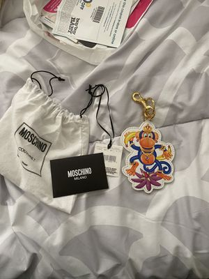 MOSCHINO Couture Monkey Bag Charm for Sale in Fresno, CA