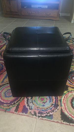Storage ottoman for Sale in Temecula, CA