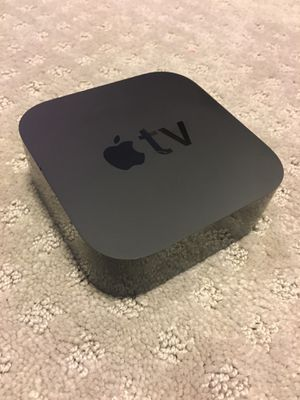 Apple TV 4th generation 64GB for Sale in Apex, NC