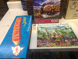 Puzzles and game for Sale in Brook Park, OH