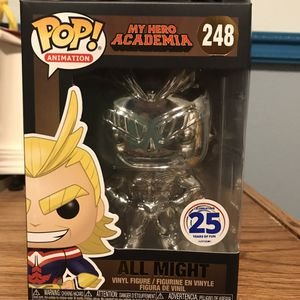 All Might Chrome Pop for Sale in Glendale, AZ