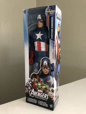 12 inch captain America action figure for Sale in Seattle, WA