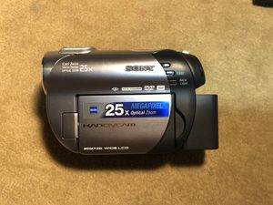 Sony Camcorder DCR-DVD308 for Sale in Houston, TX