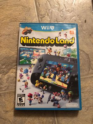 Nintendo land Wii U for Sale in Benbrook, TX