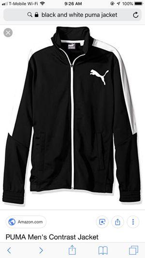 Puma jacket for Sale in Nashville, TN