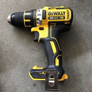 DeWalt 20V Max XR Brushless Motor Drill! Taft Ca for Sale in Taft, CA
