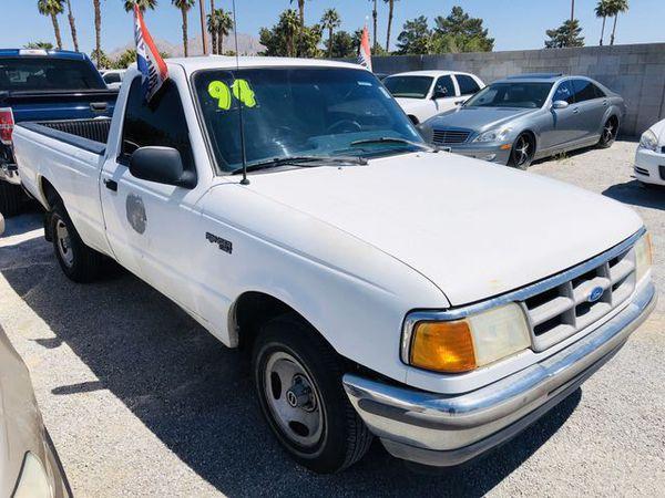 1994 Ford Ranger Regular Cab