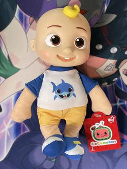 NEW CoComelon Toddler JJ 8 Inch Plush for Sale in Montebello,  CA