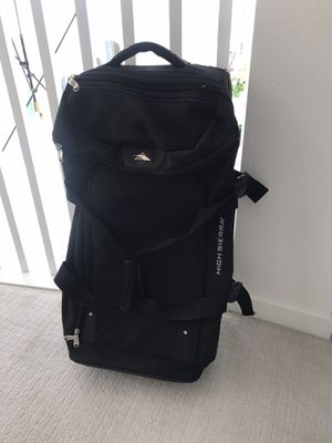 Large High Sierra Roller Duffle for Sale in San Diego, CA