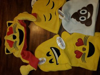 5 hats new for Sale in Hoxeyville,  MI