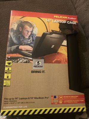 Heavy duty laptop case for Sale in San Bernardino, CA