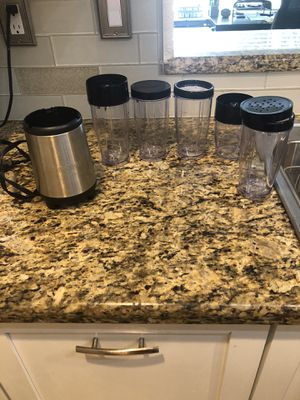 Farberware 10pc blender set for Sale in Miami, FL