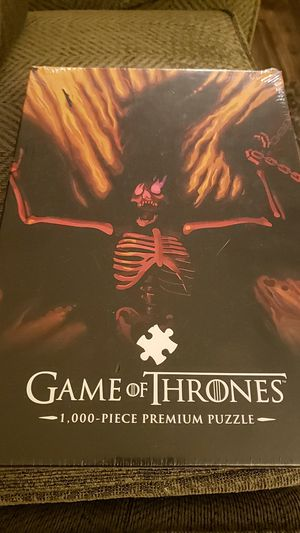 Game of Thrones puzzle for Sale in Mesa, AZ