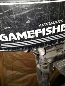 Gamefisher 3.0hp for Sale in Martinsburg,  WV
