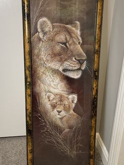 Animal Long Picture Frame for Sale in Riverside,  IL