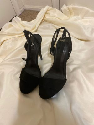 Black high heels size 7 for Sale in Columbus, OH