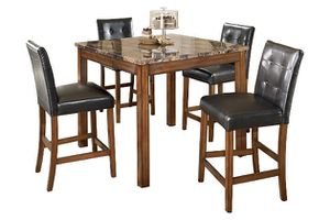 Counter height dining table for 4 for Sale in Centreville, VA