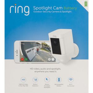 Ring battery operated spotlight camera *FIRM* for Sale in Miami, FL