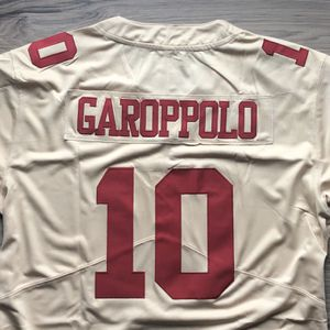 NEW! 🔥 Jimmy Garoppolo #10 San Francisco 49ers NFL Nike INVERTED Jersey + Size Large + WE ONLY SHIP! 📦💨 for Sale in San Francisco, CA