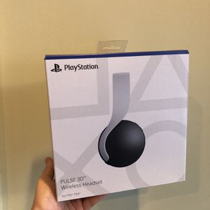 PlayStation 5 Pulse 3D Wireless Gaming Headset for Sale in Washington, DC