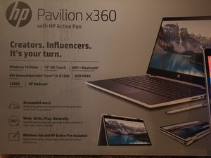 hp Pavilion x360 for Sale in Columbia, MO