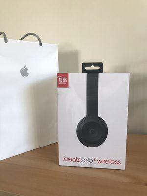 Beats Solo3 Wireless Headphones for Sale in Boston, MA