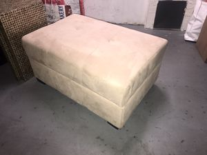 Large Ottoman w/Storage for Sale in Fremont, CA