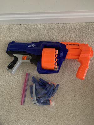Nerf gun toy for Sale in Bristow, VA