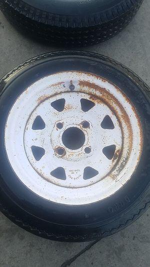 Trailer tires for Sale in Livingston, CA